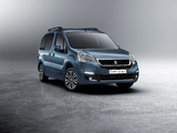 Photos of Peugeot Partner Tepee Electric 2017