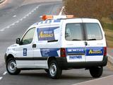 Pictures of Peugeot Partner Assistance Van 2002–08