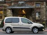 Pictures of Peugeot Partner Tepee 2008–12