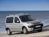 Pictures of Peugeot Partner Quiksilver 2008