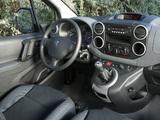 Pictures of Peugeot Partner Van 2008–12