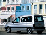 Peugeot Partner 1996–2002 wallpapers