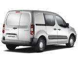Peugeot Partner Combi 2012 wallpapers