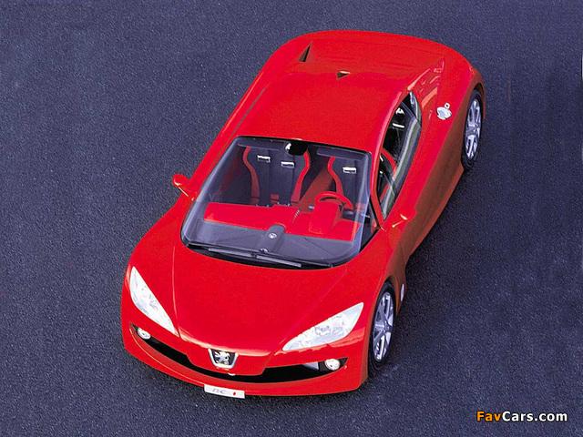 Images of Peugeot RC Diamonds Concept 2002 (640 x 480)