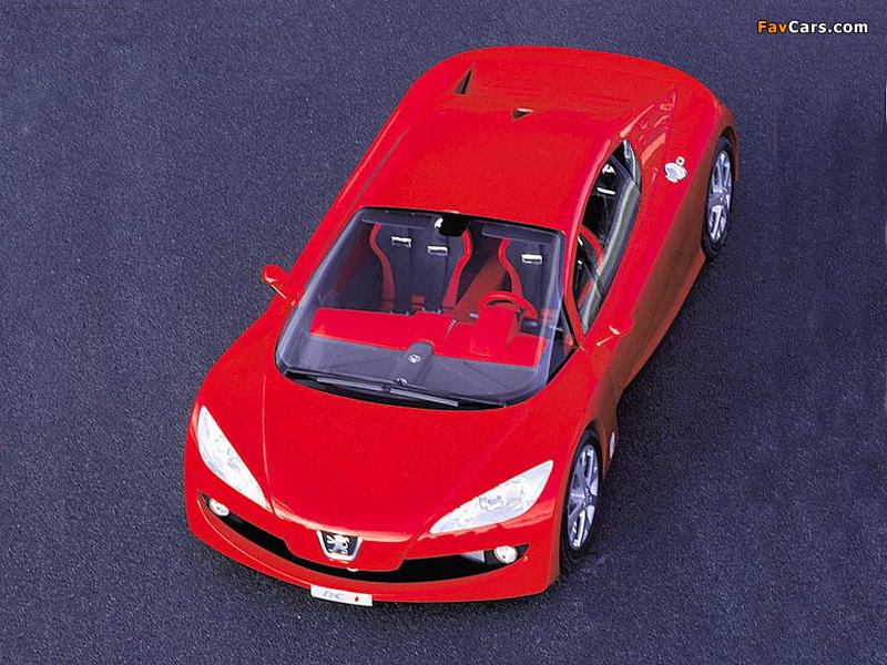 Images of Peugeot RC Diamonds Concept 2002 (800 x 600)