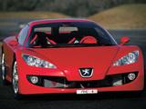 Images of Peugeot RC Diamonds Concept 2002