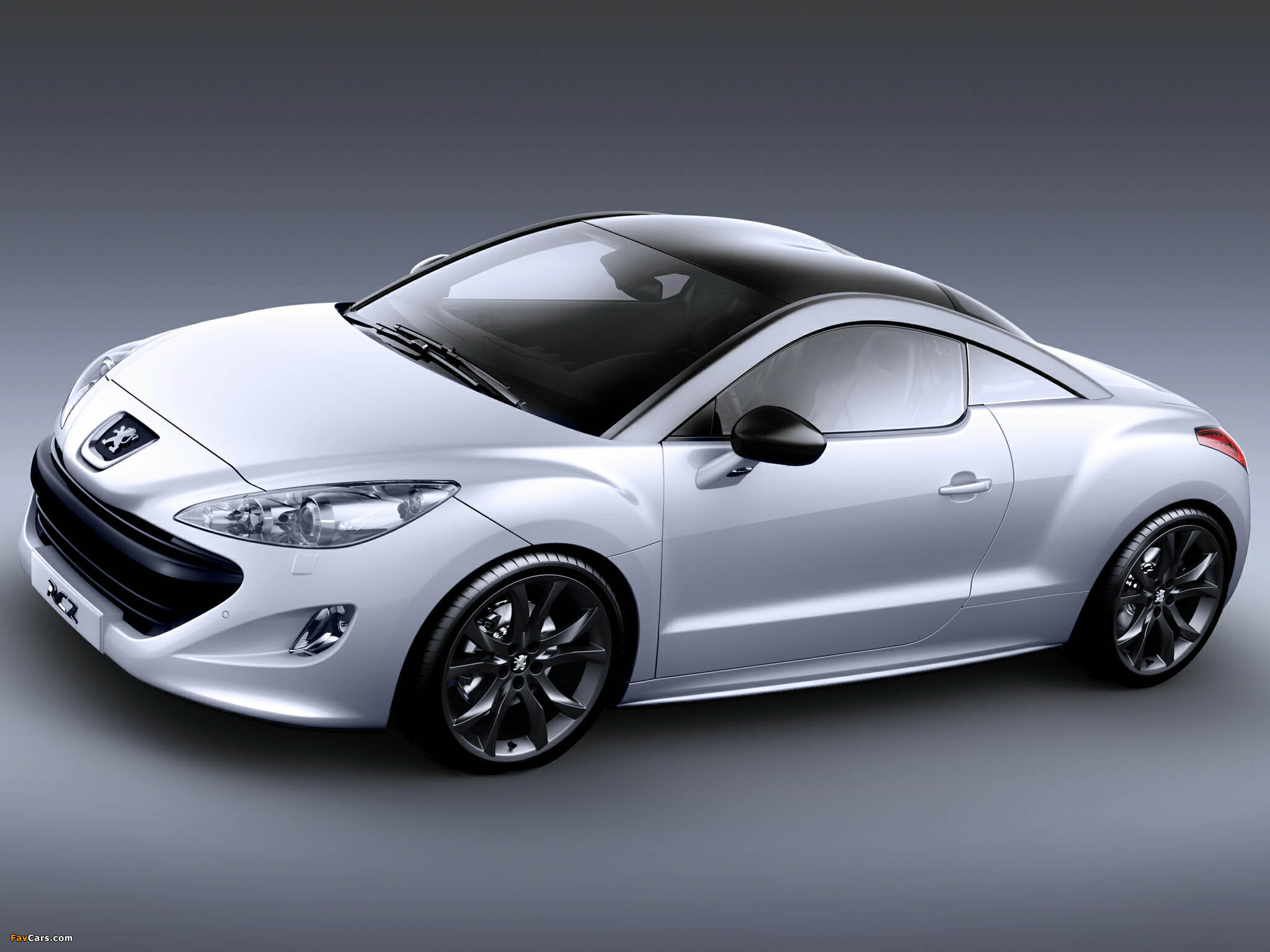 Images of Peugeot RCZ Limited Edition 2009 (2048 x 1536)