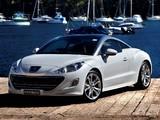 Images of Peugeot RCZ AU-spec 2010