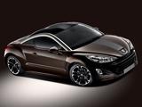 Images of Peugeot RCZ Brownstone 2012
