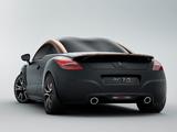 Images of Peugeot RCZ R Concept 2012