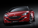 Images of Peugeot RCZ R 2013