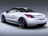 Peugeot RCZ Limited Edition 2009 pictures