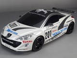 Peugeot RCZ Race Car 200ANS 2010 images