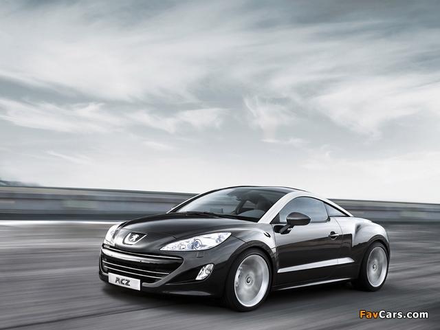 Peugeot RCZ 2010 images (640 x 480)