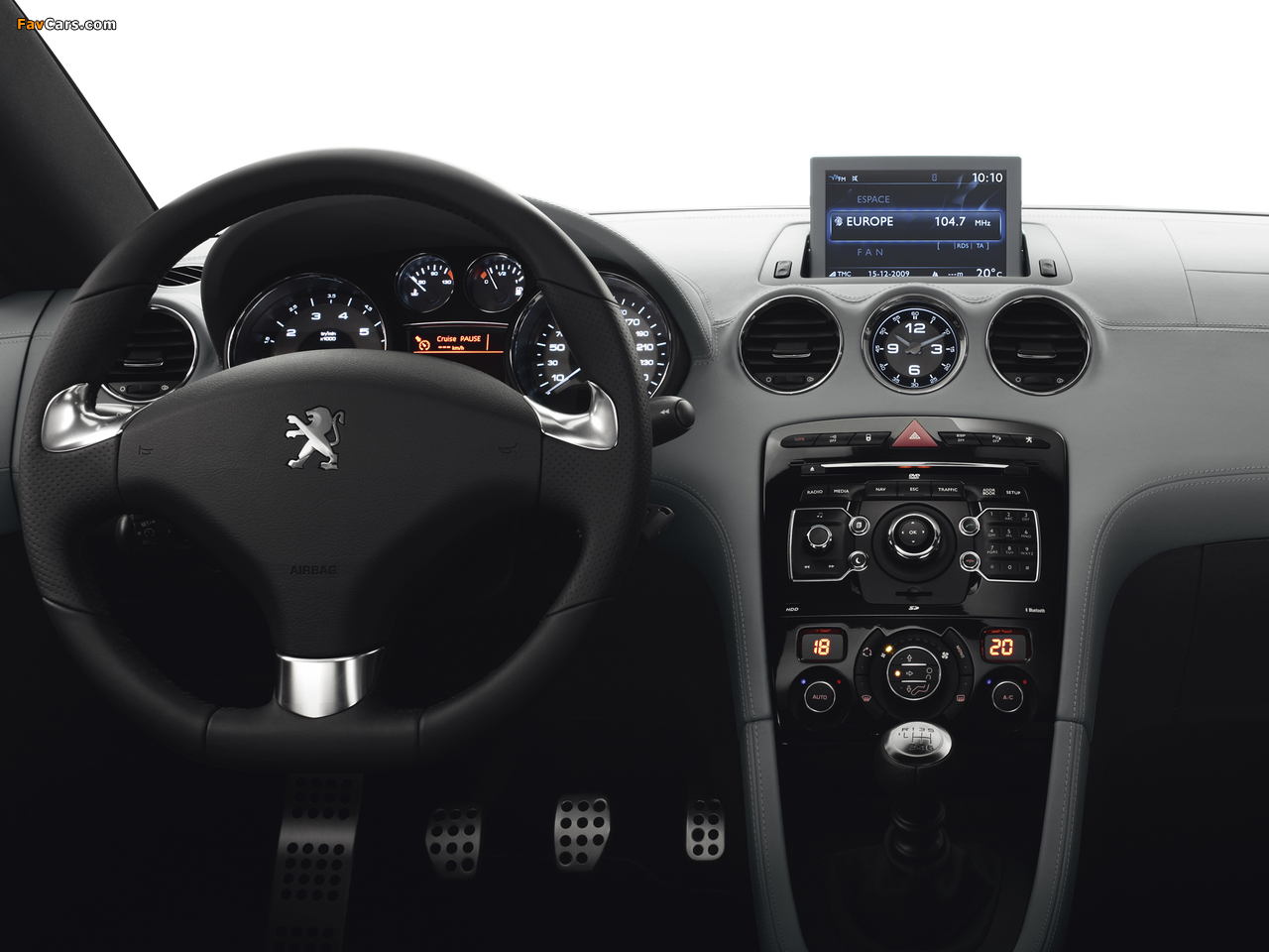 Peugeot RCZ 2010 images (1280 x 960)