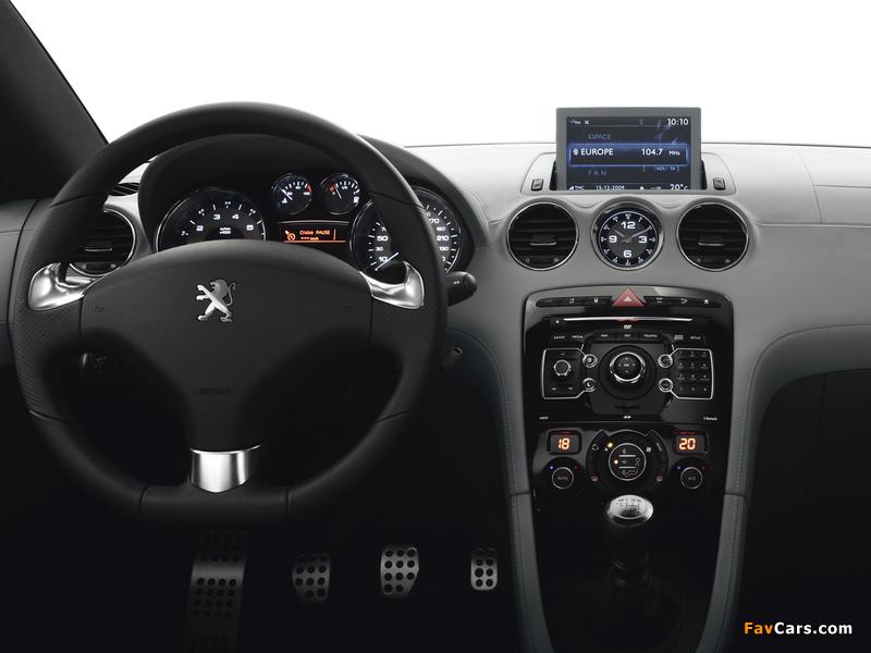 Peugeot RCZ 2010 images (800 x 600)