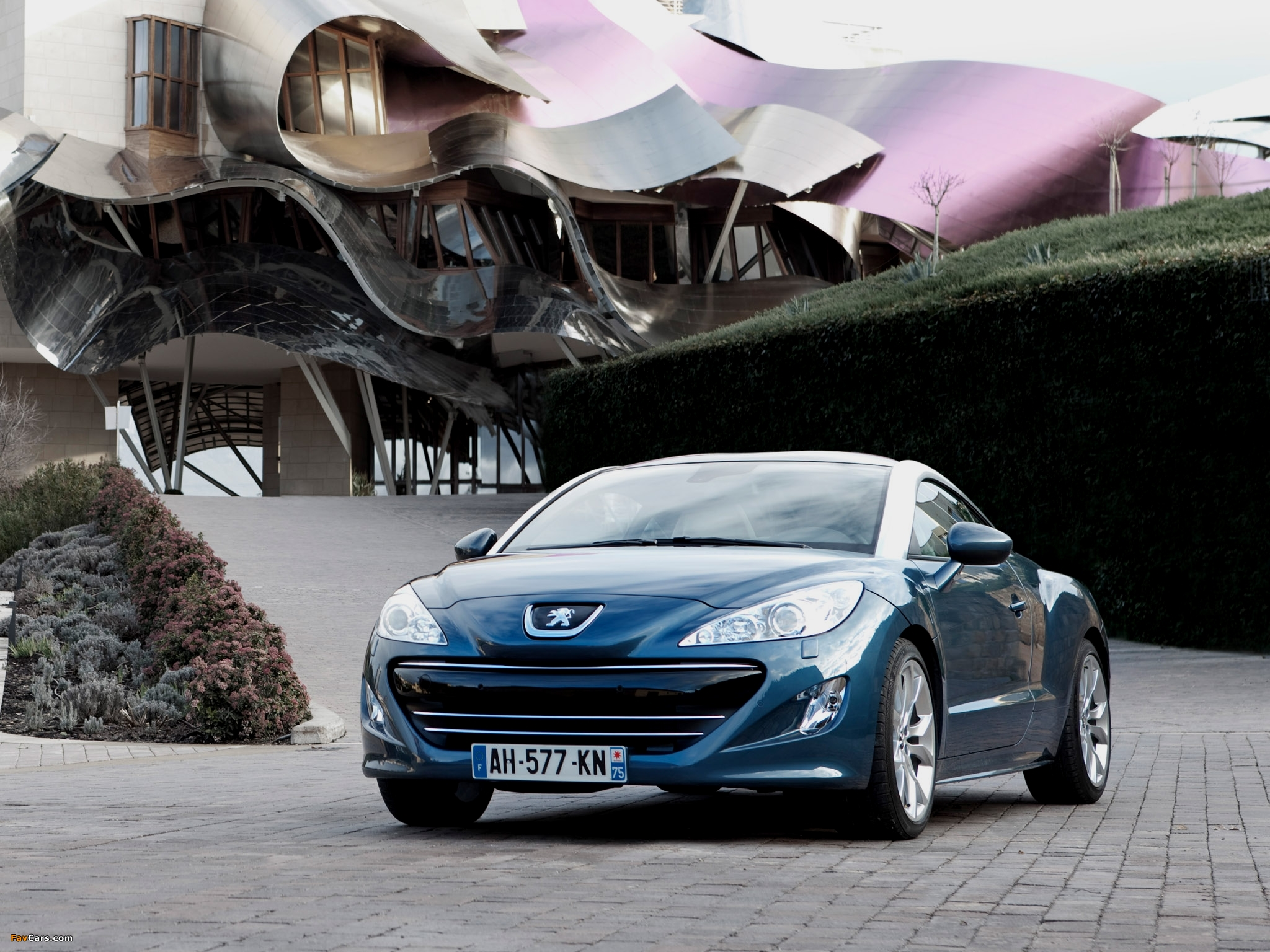 Peugeot RCZ 2010 images (2048 x 1536)