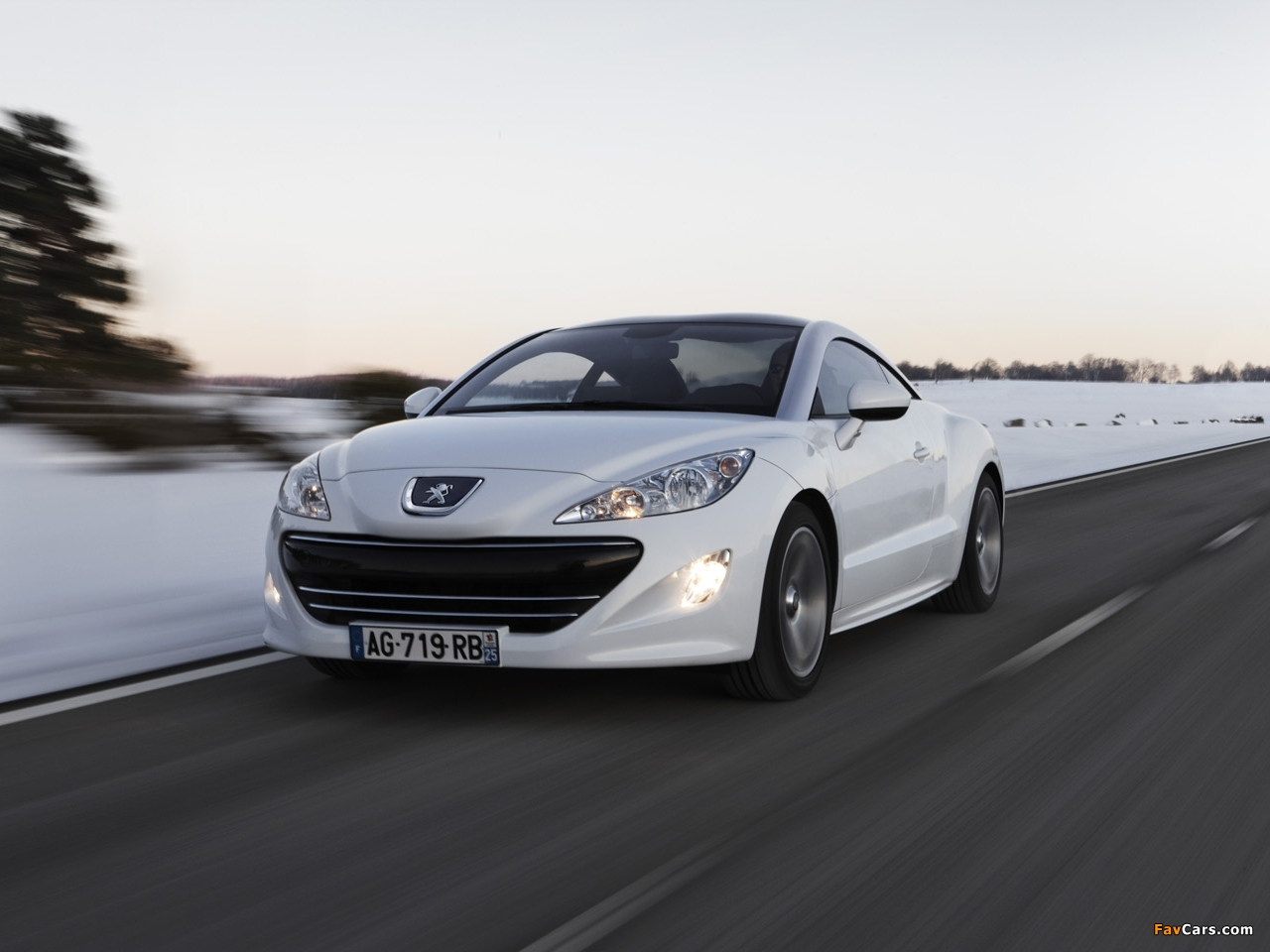 Peugeot RCZ 2010 pictures (1280 x 960)