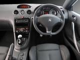 Peugeot RCZ ZA-spec 2010 pictures