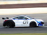 Peugeot RCZ Race Car 200ANS 2010 pictures