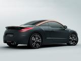 Peugeot RCZ R Concept 2012 images