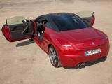 Peugeot RCZ 2012 images
