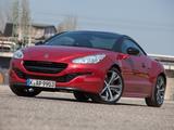 Peugeot RCZ 2012 photos