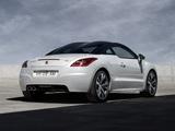 Peugeot RCZ 2012 pictures