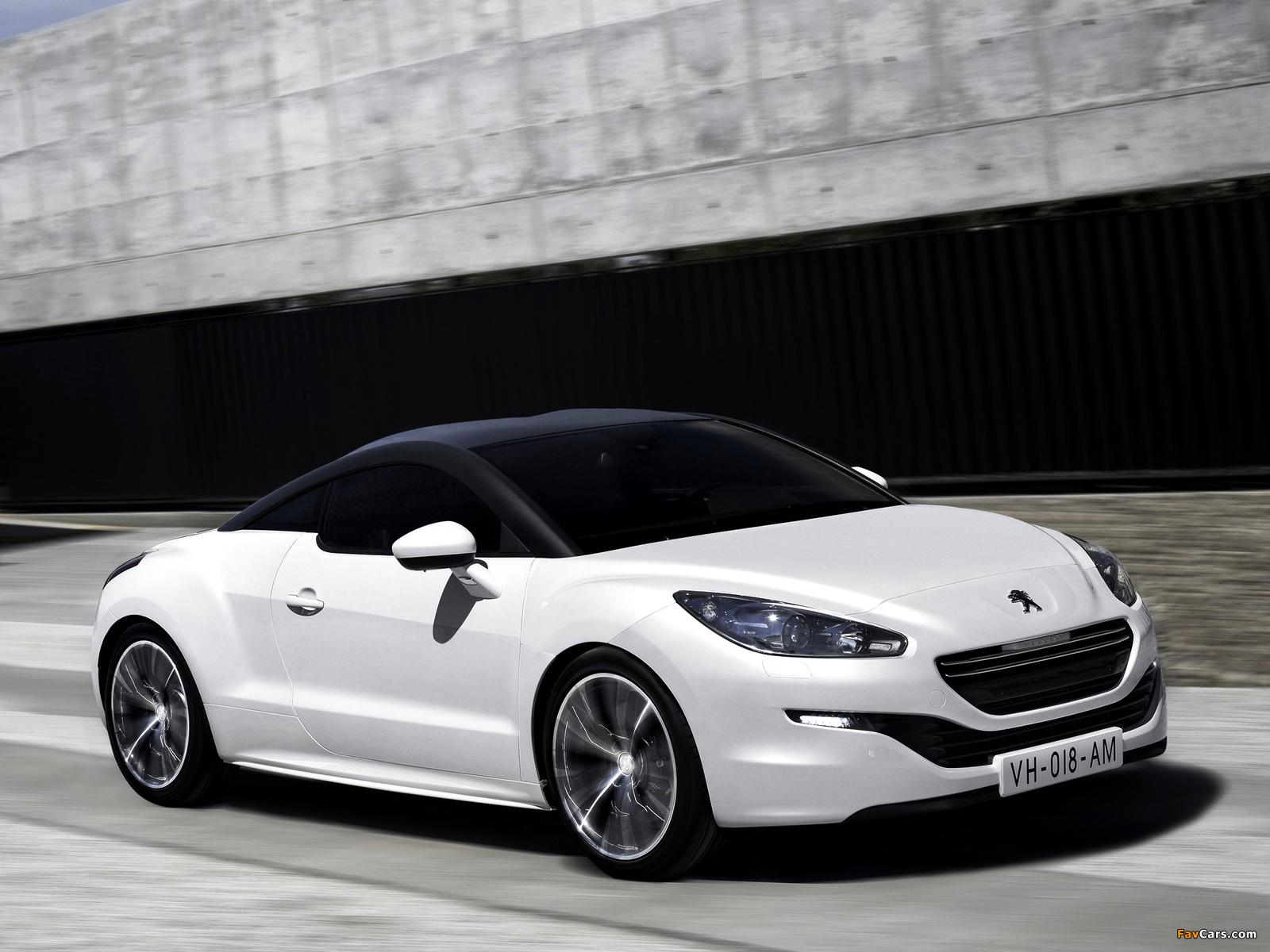 Peugeot RCZ 2012 pictures (1600 x 1200)