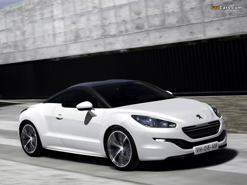 Peugeot RCZ 2012 pictures (800 x 600)