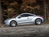 Peugeot RCZ UK-spec 2013 pictures