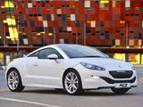 Peugeot RCZ ZA-spec 2013 pictures
