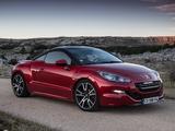 Peugeot RCZ R 2013 pictures