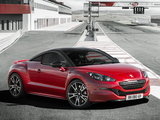 Peugeot RCZ R 2013 wallpapers