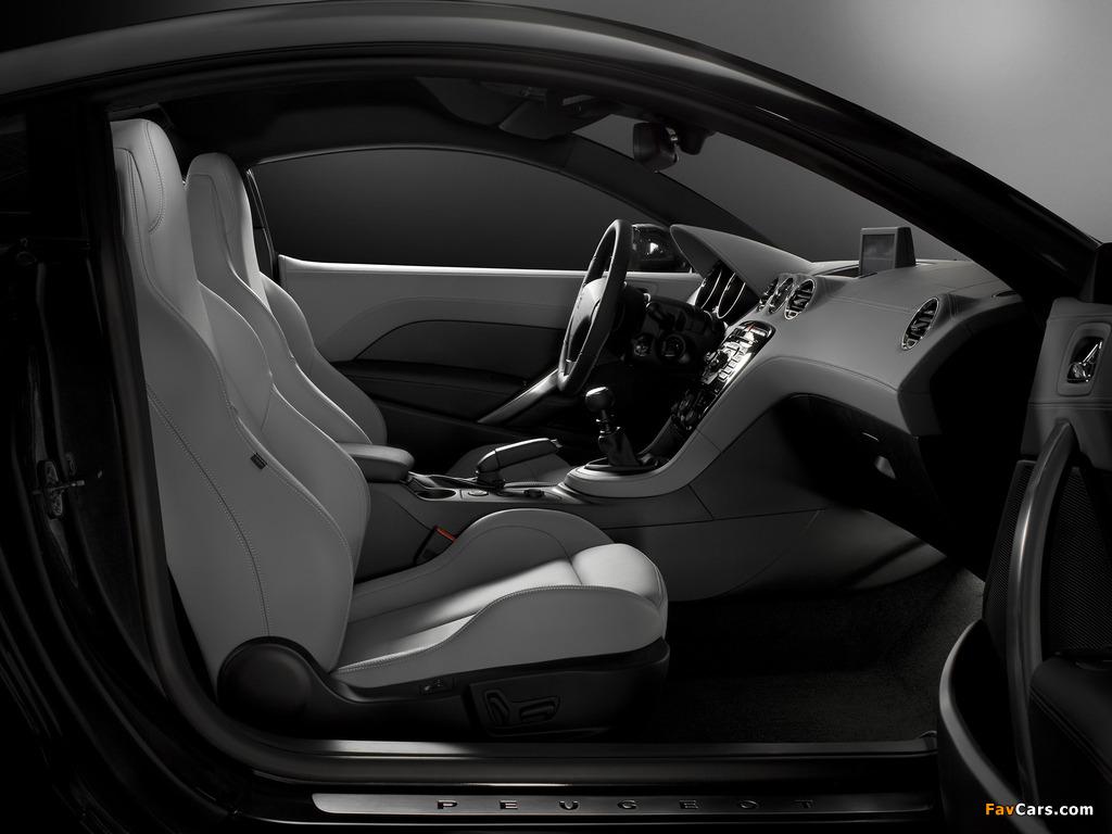 Photos of Peugeot RCZ 2010 (1024 x 768)