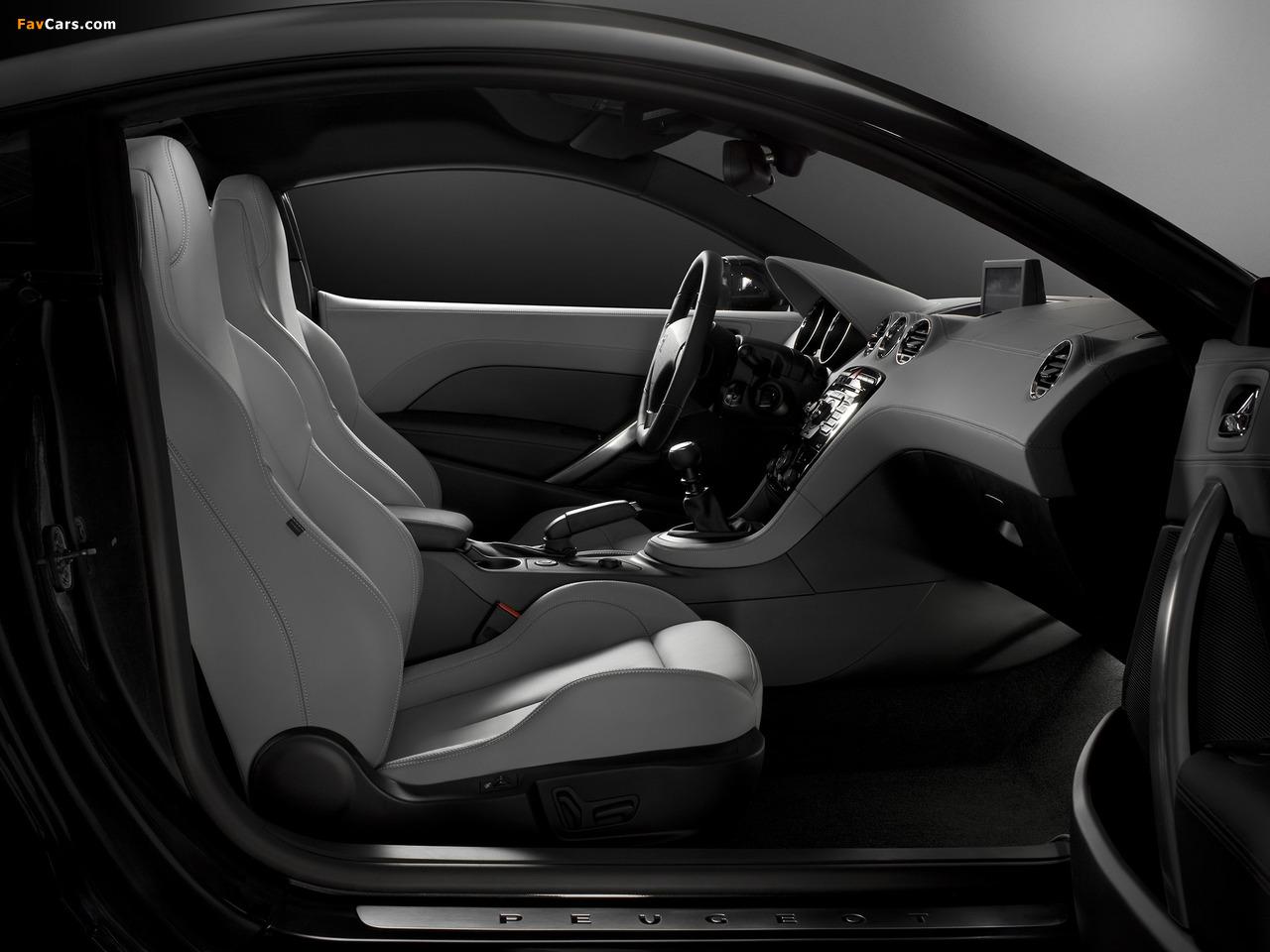 Photos of Peugeot RCZ 2010 (1280 x 960)
