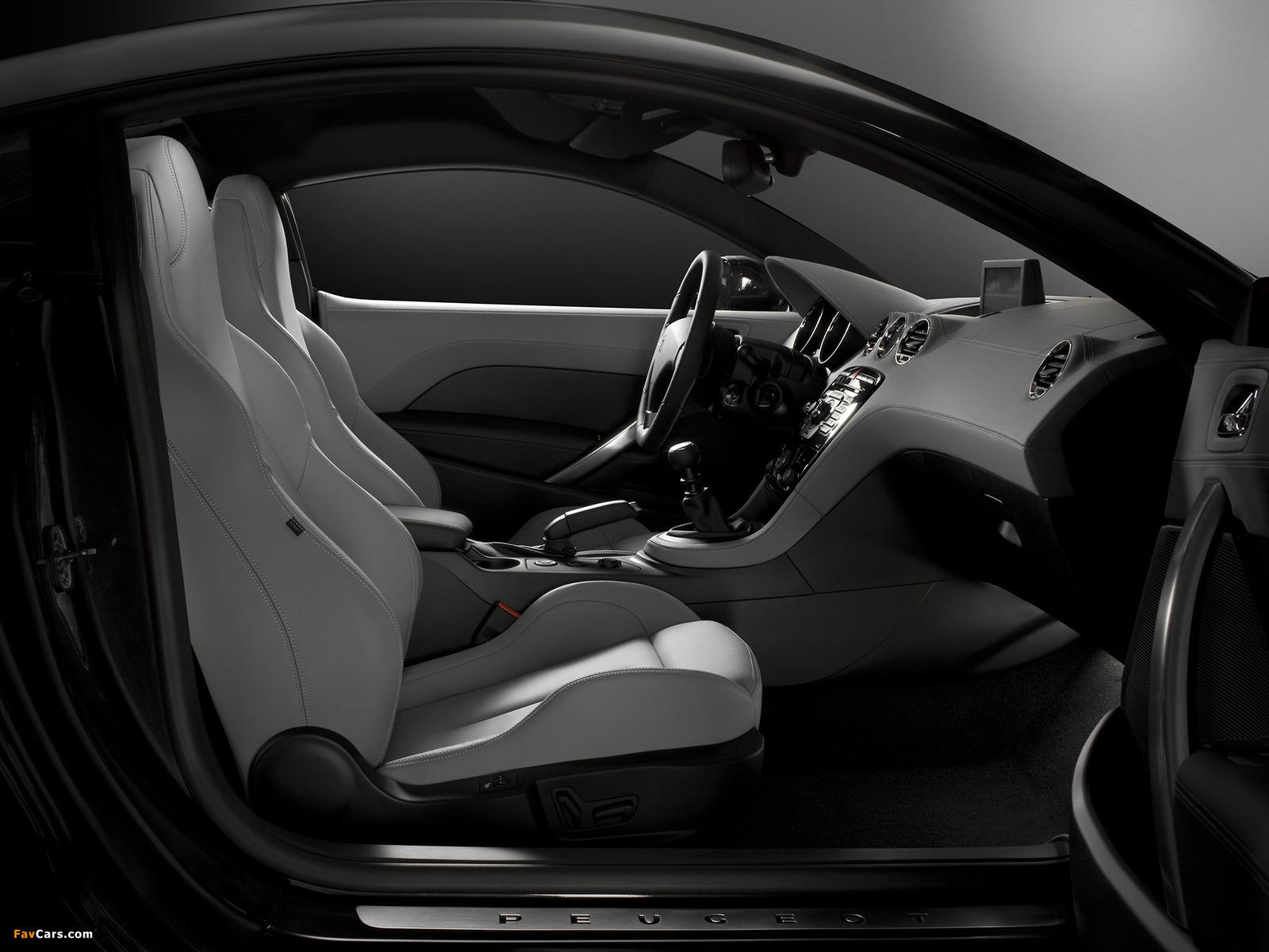 Photos of Peugeot RCZ 2010 (1600 x 1200)