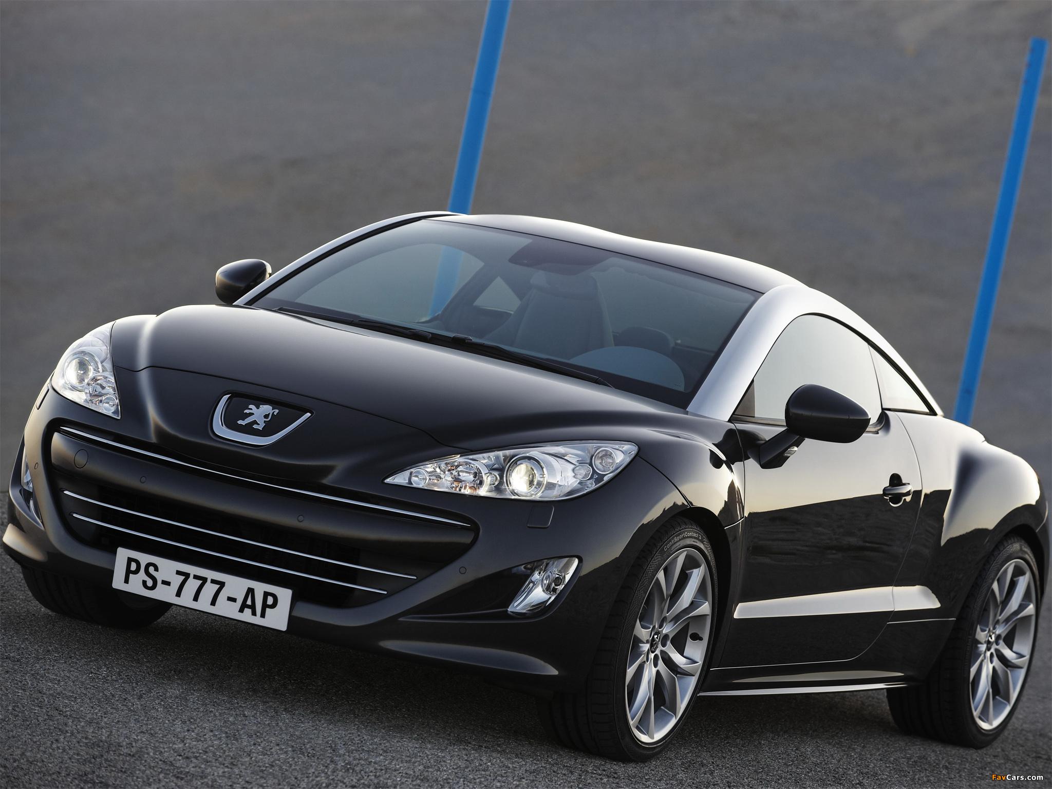 Photos of Peugeot RCZ 2010 (2048 x 1536)