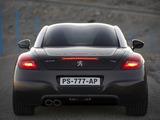 Photos of Peugeot RCZ 2010
