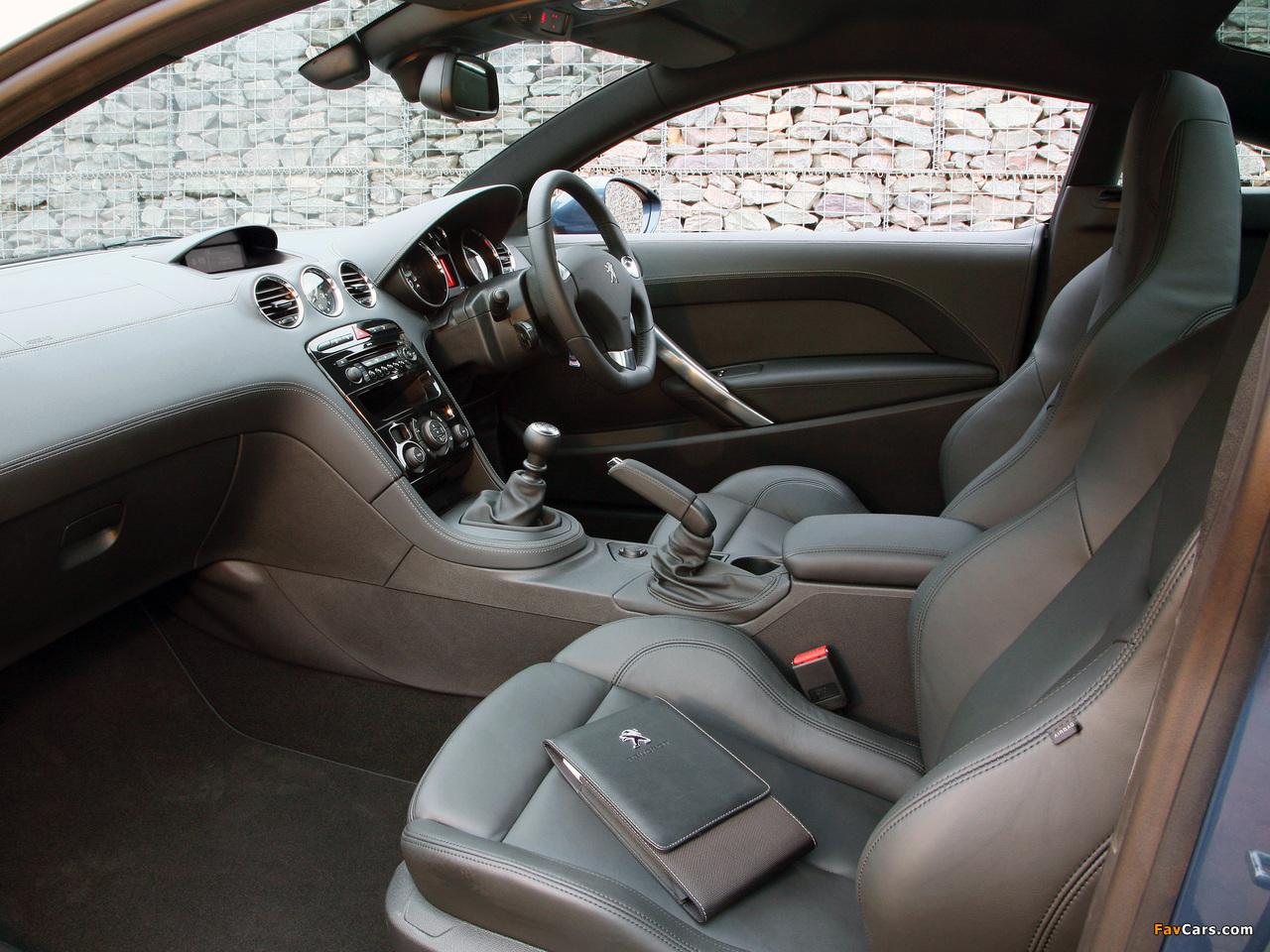 Photos of Peugeot RCZ UK-spec 2010 (1280 x 960)