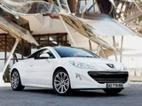Photos of Peugeot RCZ 2010