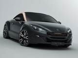 Photos of Peugeot RCZ R Concept 2012