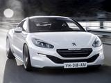 Photos of Peugeot RCZ 2012