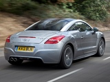 Photos of Peugeot RCZ UK-spec 2013