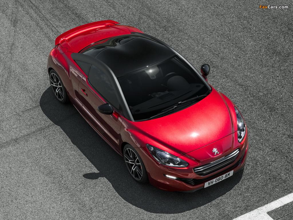 Photos of Peugeot RCZ R 2013 (1024 x 768)