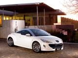 Pictures of Peugeot RCZ ZA-spec 2010