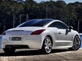 Pictures of Peugeot RCZ AU-spec 2010