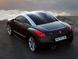 Pictures of Peugeot RCZ 2010