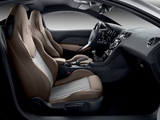Pictures of Peugeot RCZ Brownstone 2012