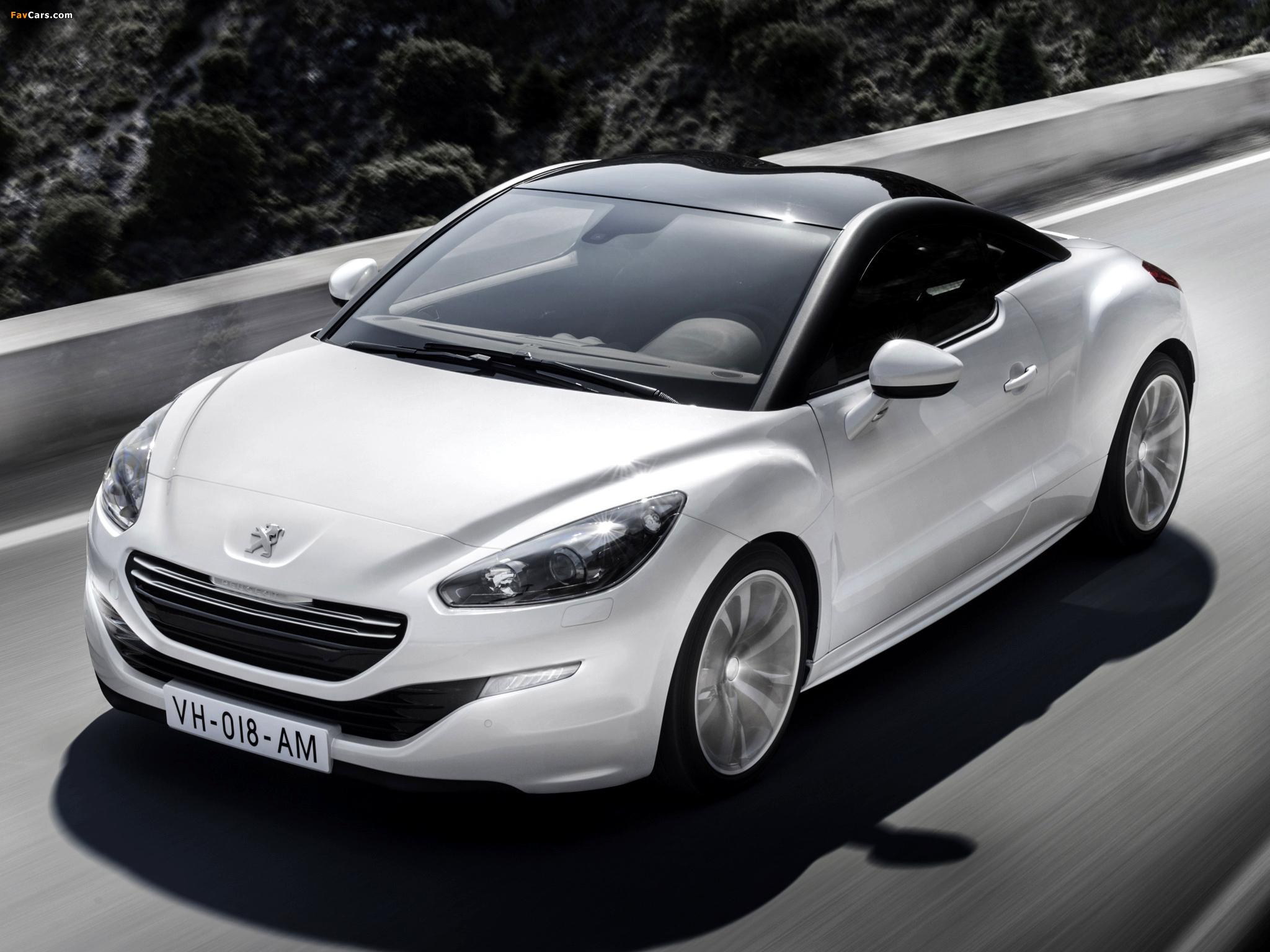 Pictures of Peugeot RCZ 2012 (2048 x 1536)